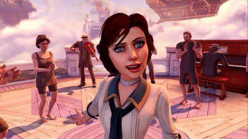 Elizabeth, una bellezza semplice e sorridente (fonte: Multiplayer.it)