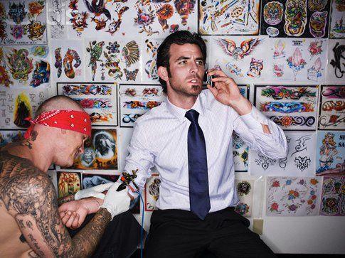 Tatuaggi Temporanei: trova quello perfetto per te! Foto: CorbisImage