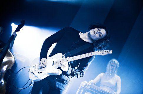 Jack White in concerto alla Brixton Academy © Chiara Meattelli
