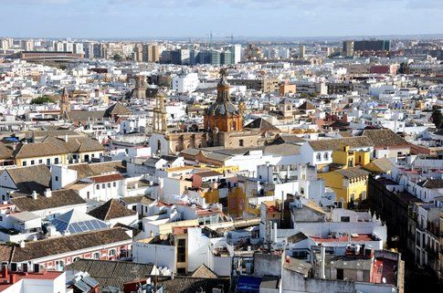 Vista di Siviglia