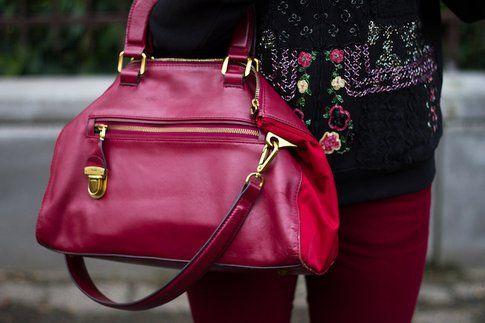 Outfit per i giorni di Pioggia: Rosso e Stivaletti!