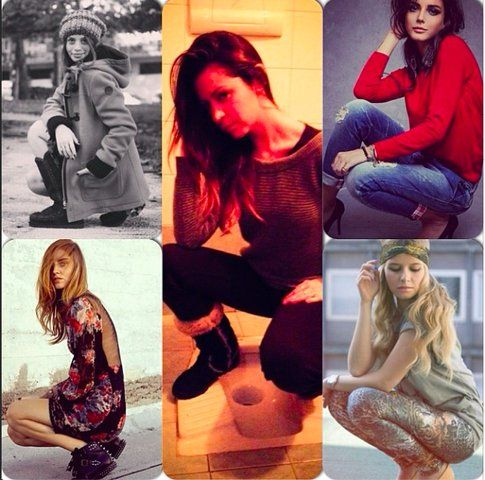 The Rotten Salad: la Dis Fashion Blogger che prende in giro le blogger più famose - Foto: @therottensalad su Instagram