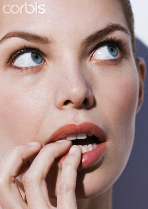 Onicofagia: come smettere di mangiarsi le unghie! - Fonte: Corbis Image