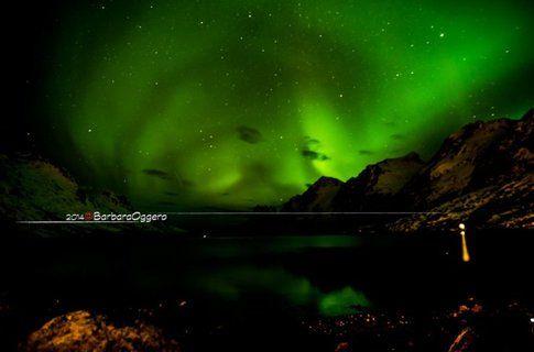 Aurora Boreale - Foto Reporterpercaso