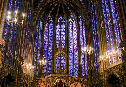 La Sainte Chapelle - foto di Elisa Chisana Hoshi