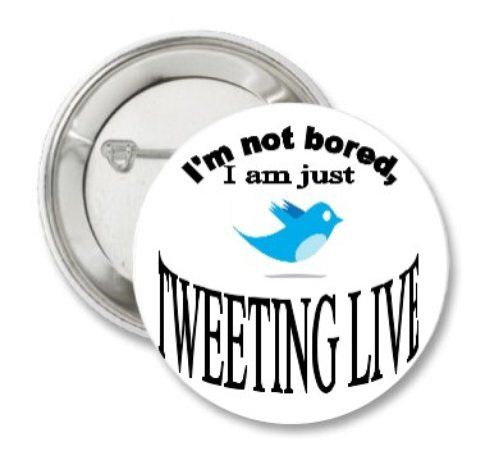 Live twitting pins. Fonte: socialmediadelivered.com