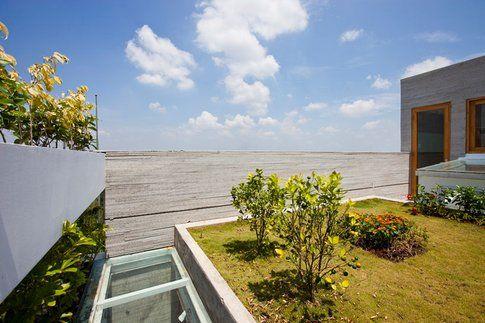 Il tetto giardino