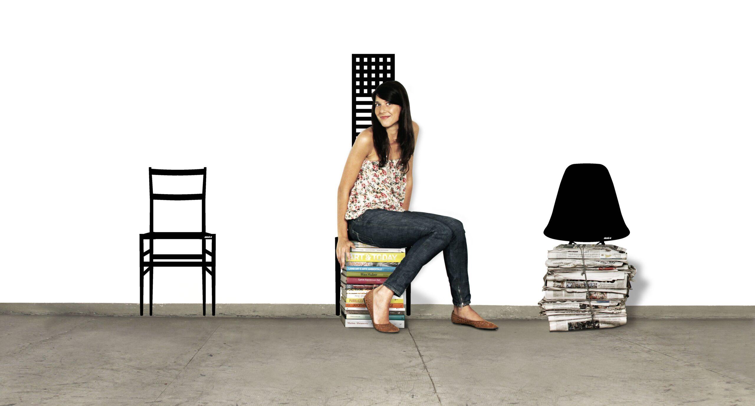 StickS-it: adesivi in vinile portano in casa il design d'autore
