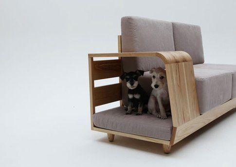 Seungji Mun - dog house sofa