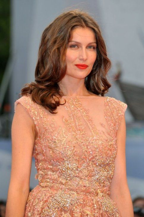 Laetitia Casta ospite di Sanremo 2014 - foto da movieplayer.it