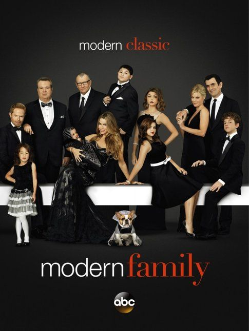 Modern Family - foto da movieplayer.it