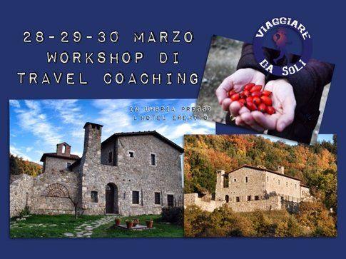 Travel Coaching con Francesca di Pietro - Viaggiaredasoli
