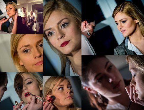 """AliceLikeAudrey con Makeup Realizzato usando i trucchi della Capsule Collection """"Ti amo Italia"""" di Collistar e Antonio Marras"""