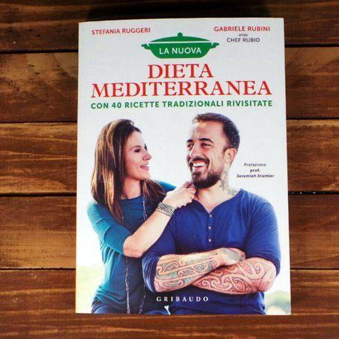 Il libro la nuova dieta mediterranea, di Stefani Ruggeri e Gabriele Rubini