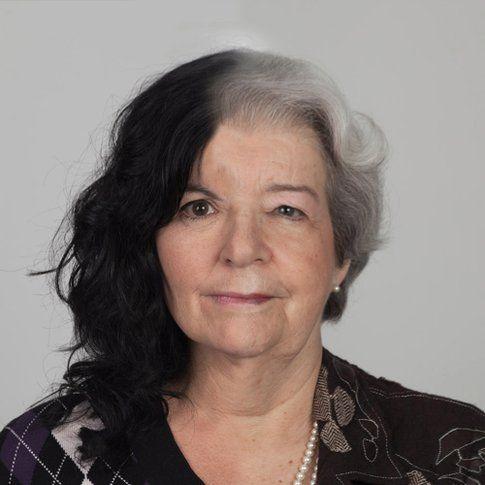 Figlia / Madre: Marie-Andrée, 55 anni & Claudette, 81 anni