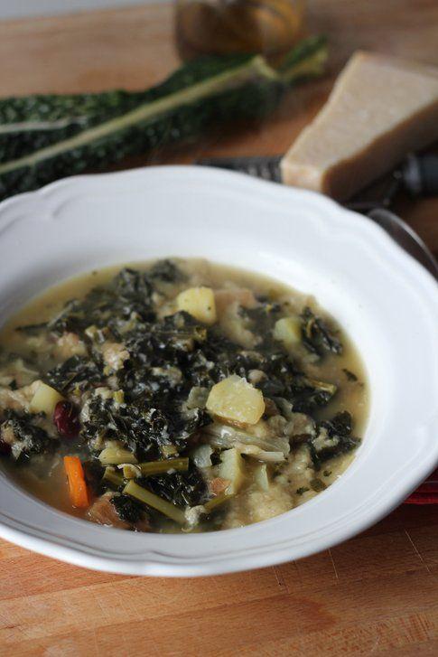 la zuppa della tradizione toscana: la ribollita