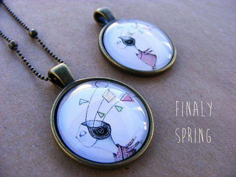 Noe's Mind - Finally spring medallions