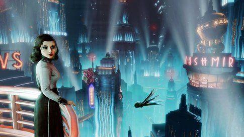 Guardate lo skyline di Rapture e immaginatela con una canzone di Sinatra in sottofondo! (fonte Multiplayer.it)