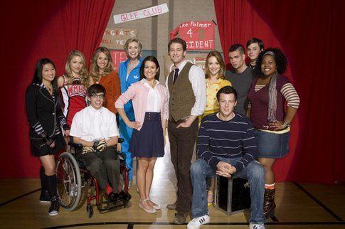 Glee - foto da movieplayer.it