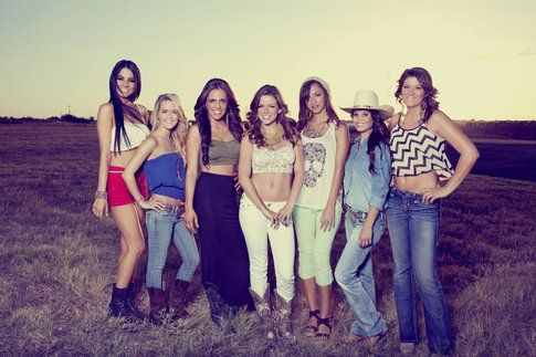Le ragazze del Redneck Heaven - foto da ufficio stampa MTV Italia