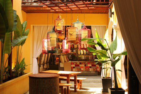 La boutique di sete preziose - foto di Elisa Chisana Hoshi