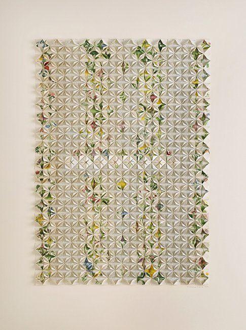 Francisca Prieto Between Folds. Botanical