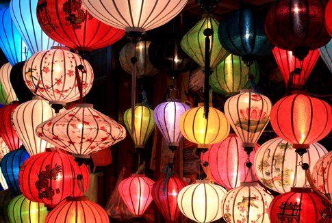 Meravigliose lanterne - foto di Elisa Chisana Hoshi