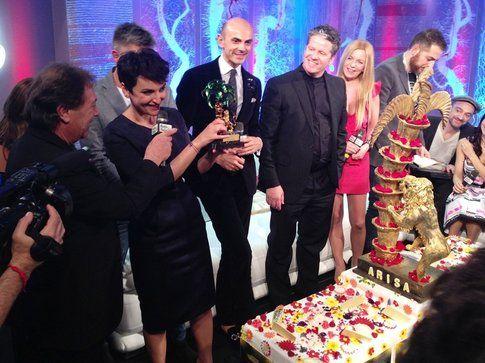Il Re del Cioccolato a Sanremo - immagine da ufficio stampa ufficiale Real Time