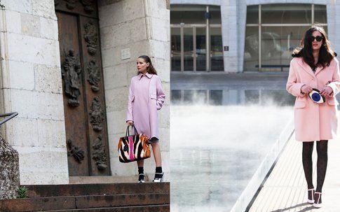 Cappotto Rosa: un Must Have per la Primavera