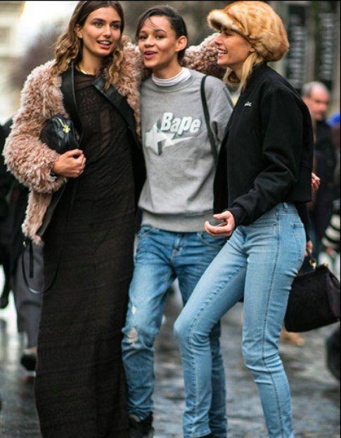 vLe 5 Modelle da seguire su Instagram: copia i loro streetstyle look! - Fonte Vogue.it