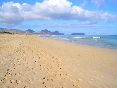 Spiaggia Vila Baleira - foto di Elisa Chisana Hoshi