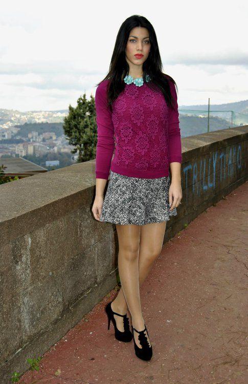 L'outfit di Alessia di The New Art of Fashion