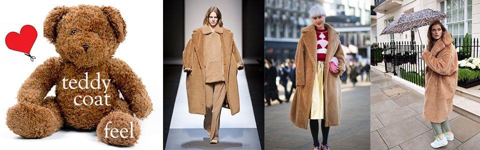 Teddy Coat: appuntamento al prossimo inverno