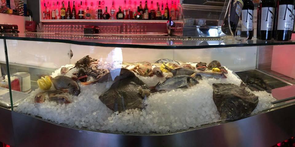 piatto di pesce a napoli