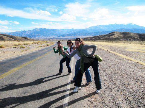 Nei deserti argentini - Foto by www.viaggiare-low-cost.it