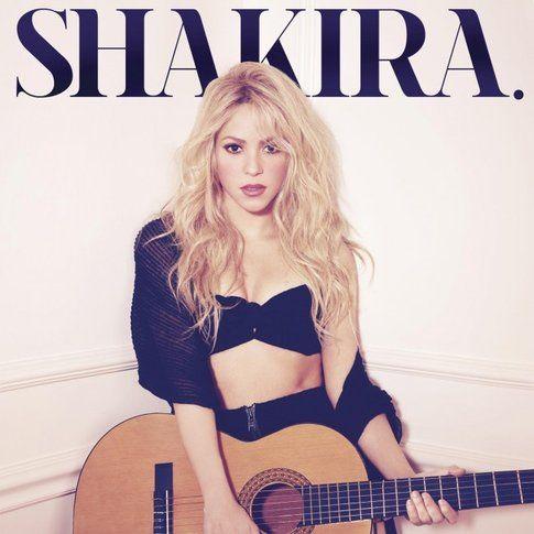 Cover di Shakira - foto Shakira.com