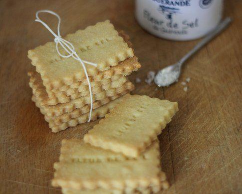 la ricetta per il tè delle cinque: i biscotti al fleur de sel