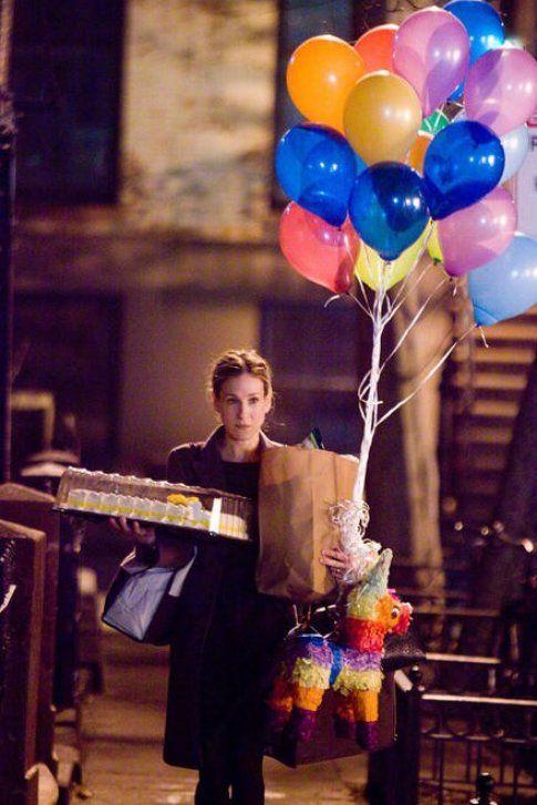 """Sarah Jessica Parker in """"Ma come fa a far tutto?"""" - Foto Movieplayer.it"""