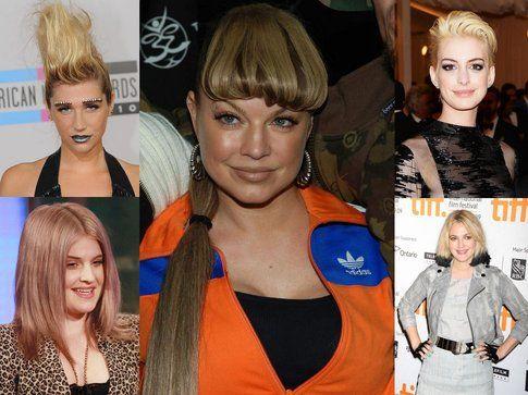 5 (+1) Hairstyle delle star da cui NON prendere spunto! - Fonte: Getty Images