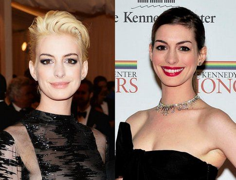 Anne Hathaway - Fonte: Getty Images