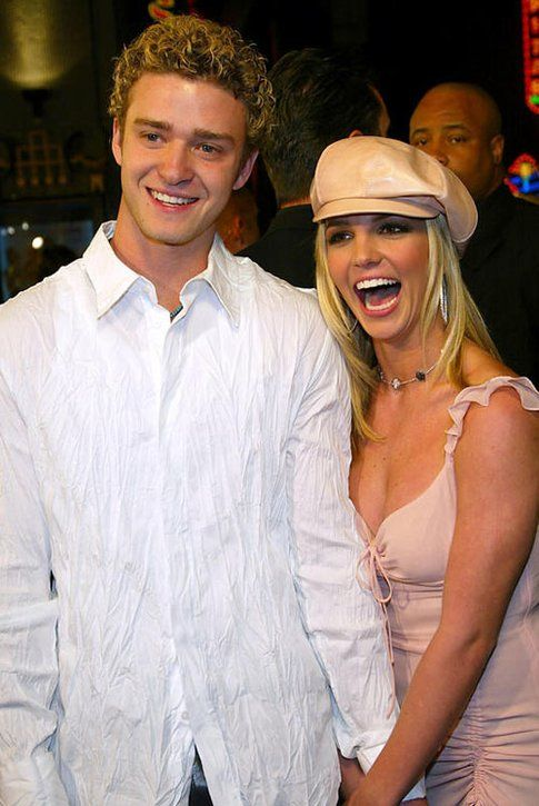Justin Timberlake e Britney Spears - Fonte: Getty Images