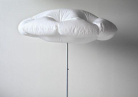 Cumulus parasol aperto