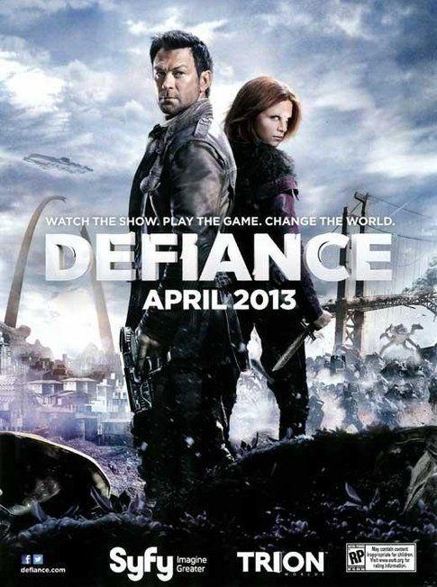 La locandina di Definace, ancora inedito in Italia (fonte Movieplayer.it)