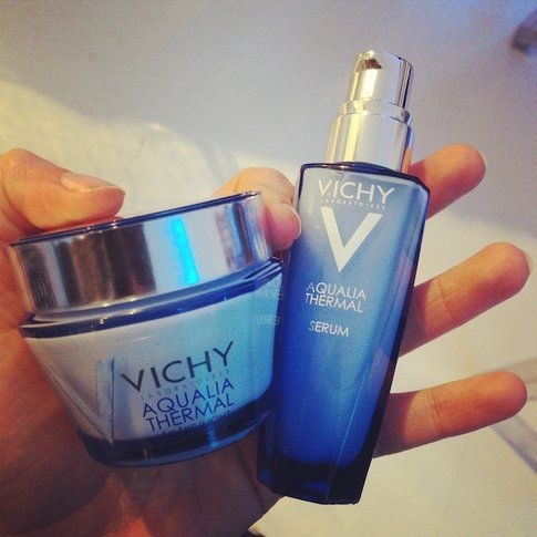 Linea Aqualia Thermal di Vichy