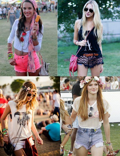 Coachella: 7 Must Have Immancabili - Fonte : Pinterest