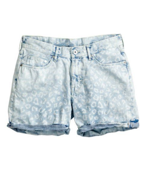 Coachella: 7 Must Have Immancabili - Shorts H&M