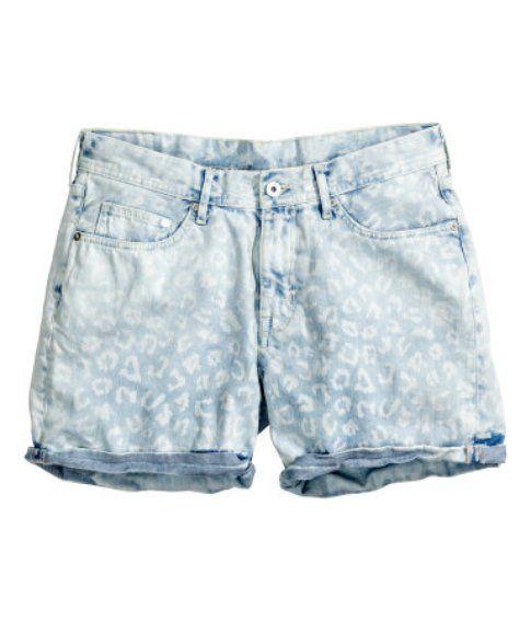 Coachella: 7 Must Have Immancabili - Shorts H&M