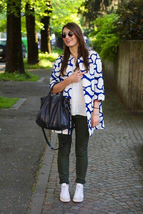 Outfit della Settimana: Look casual per la città!