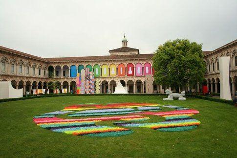 """La mostra di Interni """"Feeding new ideas for the city"""" alla Ca' Granda"""