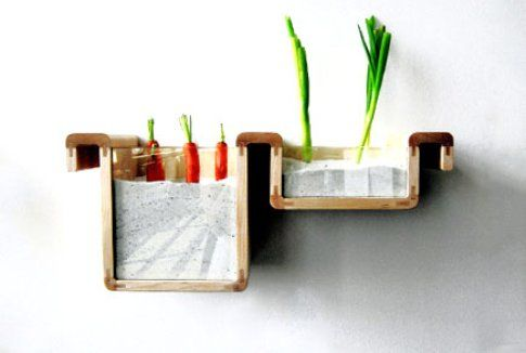 "Jihyun David, ""Save food from thr fridge"", Oriental Design Week"